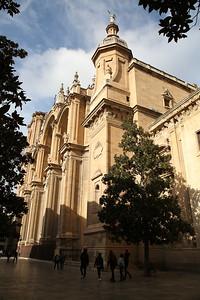 Granada Cathedral - 16/11/18