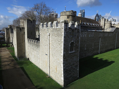 Tower of London  - 04/03/14.