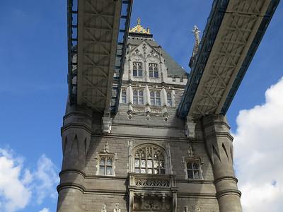 Tower Bridge  - 04/03/14.
