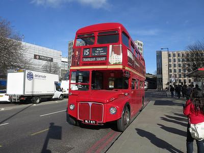 London sights Feb 2014