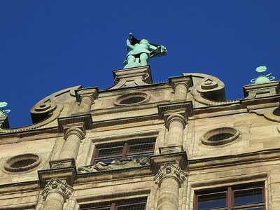 Nürnberg Altstadt - 31/12/16.