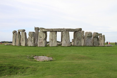 Stonehenge, 13th September 2015