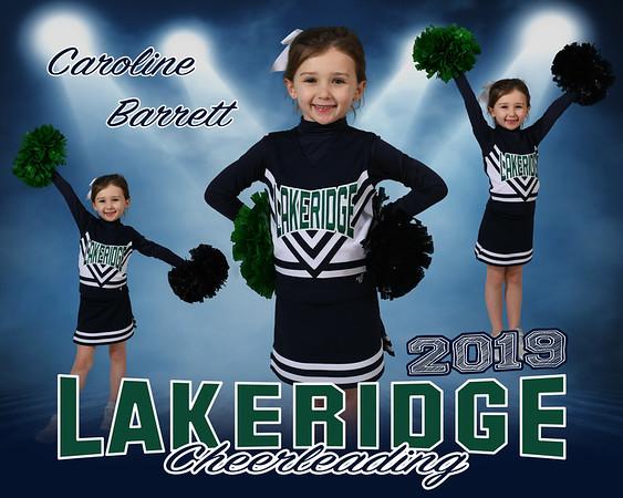 LR Cheer 0 Barrett