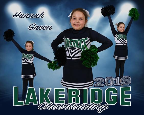 LR Cheer 0 Green