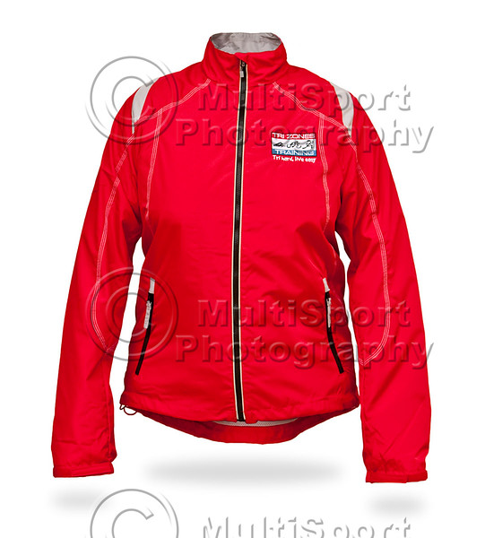 Red TZ Jacket