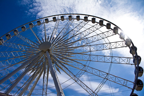 Ferris Wheel at Niagara
