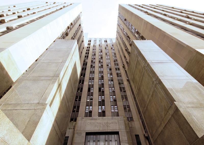 Criminal Courts building - Centre Street