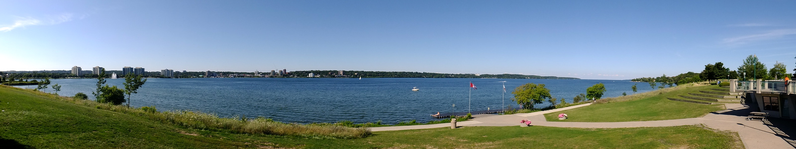 2013 Aug, Barrie and Penetanguishene