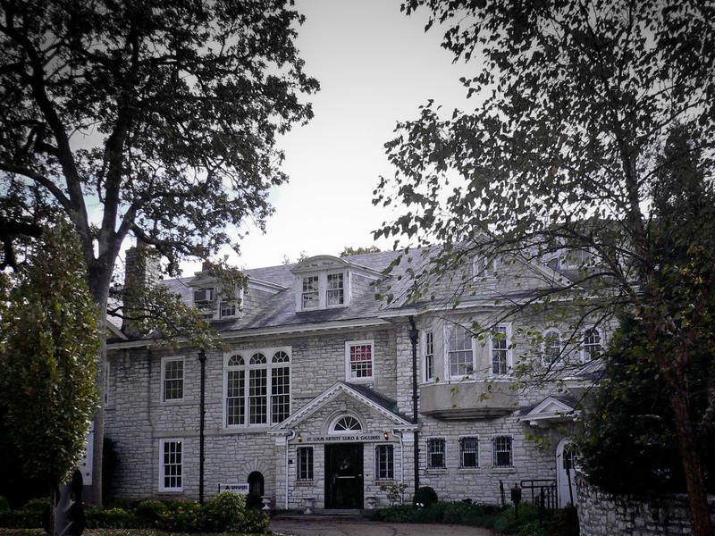 St. Louis Artists' Guild Building in Oak Knoll Park, Clayton, MO