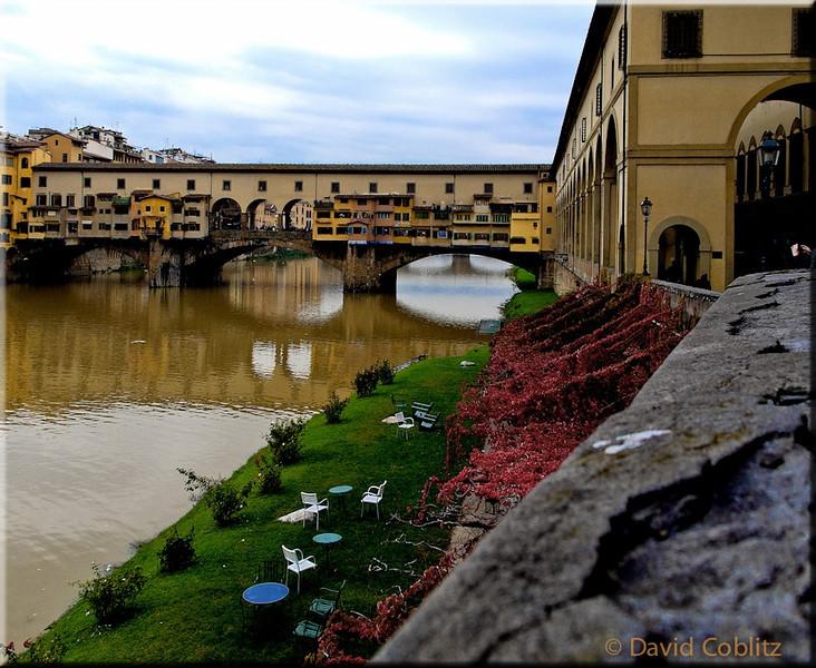 Ponte Vecchio, Firenza, Italy