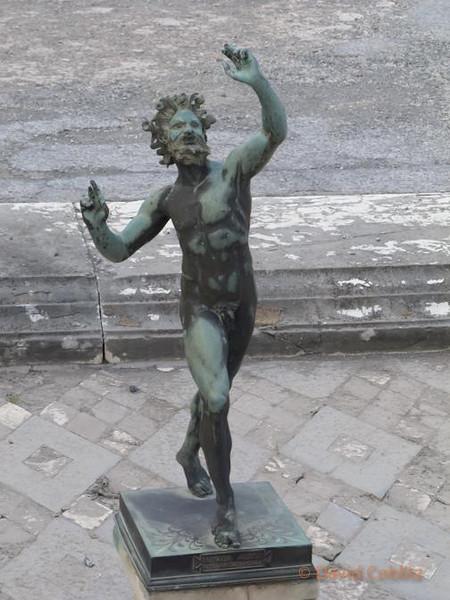 Pompeii statuary