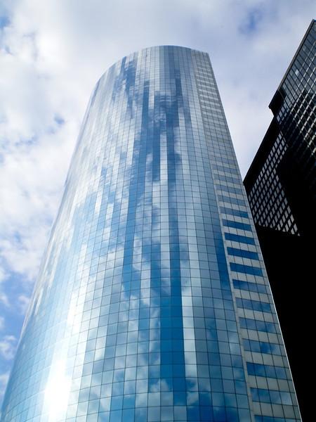 Building on 17th street, NY, NY