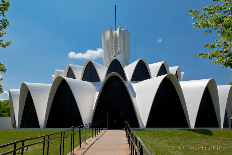 Saint Anselm Church, in Creve Coeur, Missouri