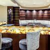 Bar area designed by Caryn Berstein Babich