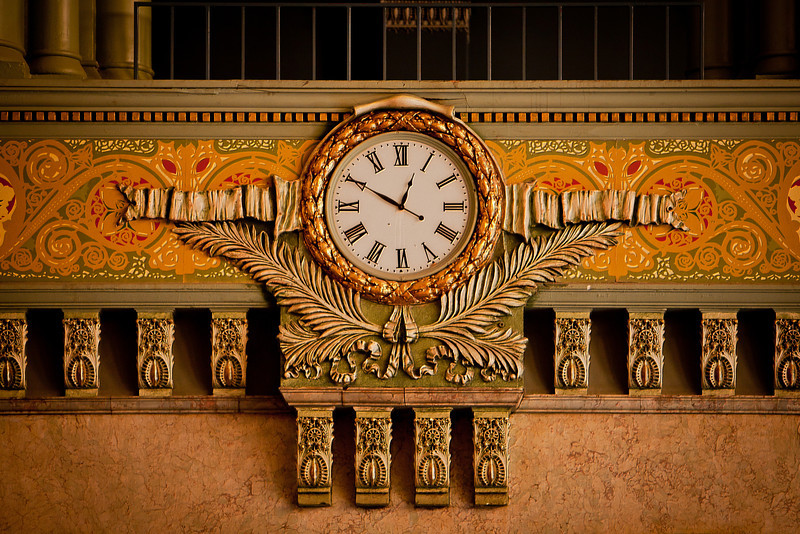 Union Station Clock