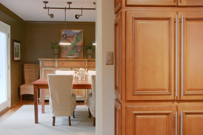 Marcia Moore's home -  Interior