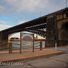 Eads bridge across Mississippi River, St. Louis, MO