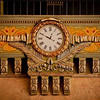 Union Station clock, St. Louis, MO