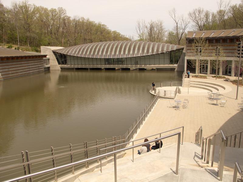Crystal Bridges Museum of American Art, Crystal Bridges, Arkansas