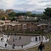 Pompeii, Italy coluseum