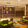 Fairfield Inn by Marriott lobby - Shot for Merric Millwork