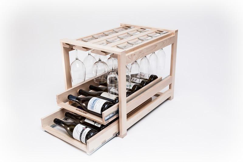 Wine Logic Product shoot