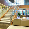 St. Louis County Health Dept Murphy Building lobby/stairs