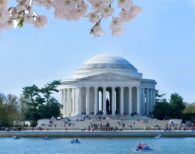 Washington DC-4683 Jefferson Memorial