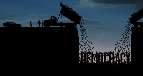 Burying Democracy
