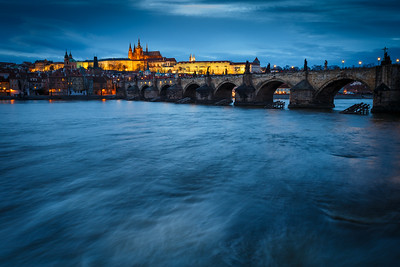 Old town of Prague.