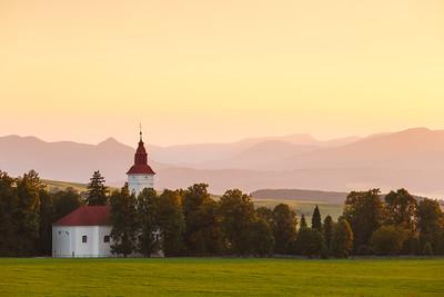 Turiec region, Slovakia.