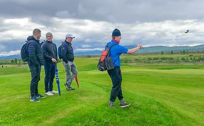 Íslandsmót golfklúbba 2020, Hella, Strandarvöllur, 18 ára og yngri. Myndir/brynjar@golf.is