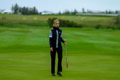 Íslandsmót golfklúbba 2021 - 1. deild kvenna og karla.