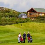 Íslandsmót golfklúbba eldri 1. og 2. deild kvenna