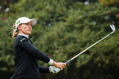 Sarah Jane Kenyon of Australia during a practice round