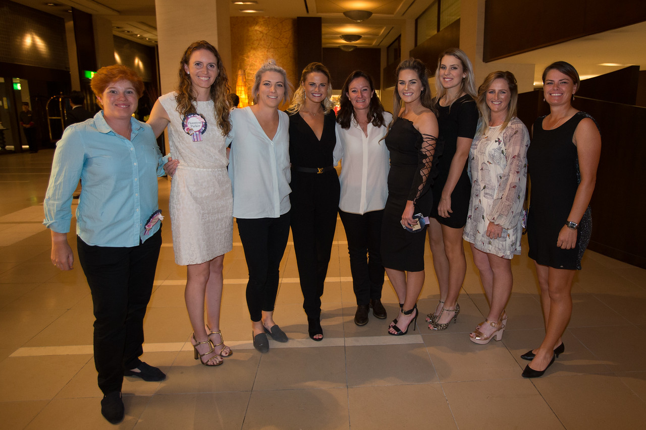 Images from the Pro-Am party