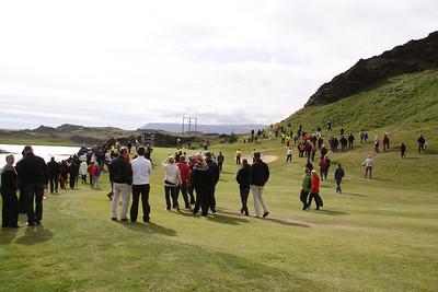 Íslandsmótið í höggleik sem fram fór á Kiðjabergsvelli dagana 22. - 25. júlí 2010