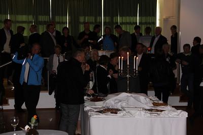 Lokahóf GSÍ 11. september 2010