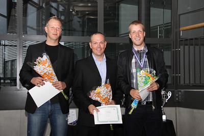Nökkvi Gunnarsson, Sigurpáll Geir Sveinsson, Margnús Lárusson,