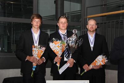 Axel Bóasson, Alfreð Brynjar Kristinsson,