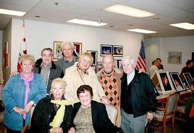 ФОТО НА ПАМЯТЬ. ПЕРВАЯ персональная выставка Л.Пикуса в городе San Diego. 23 февраля 2007