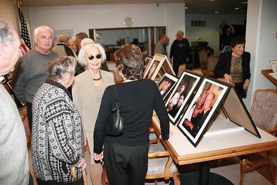 ПЕРВАЯ персональная выставка Л.Пикуса в городе San Diego. 23 февраля 2007 г.