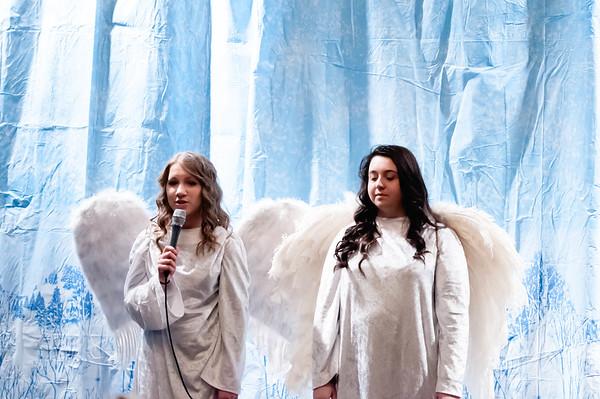 2014-12-14 Рождественская постоновка для детей