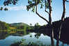 LITTLE LONG POND<br /> A very nice postcard shot, if I may say so myself. This pond is actually on Rockefeller property, not Park property, but it is accessible to the public as if it was.