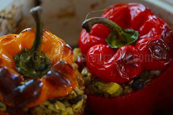 Stuffed Roasted Peppers