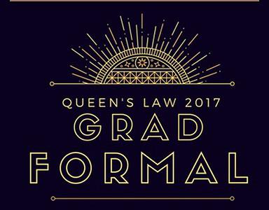 01-04-2017 ~ Queens Law 2017 Grad Formal