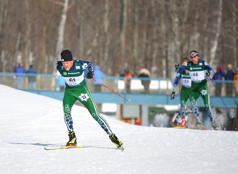 Photo Credit: Lincoln Benedict/EISA<br /> Glenn Randall working his way to the finish followed by team mates Patrick O'Brien and Nils Koons. All three would eventually finish on the podium.