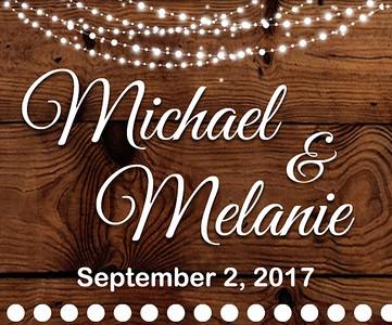02-09-2017 ~ Melanie and Michael Wedding