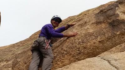 02-11-2017 Joshua Tree Climbing