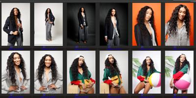 fashion photography studio, nyc,kestonduke,model